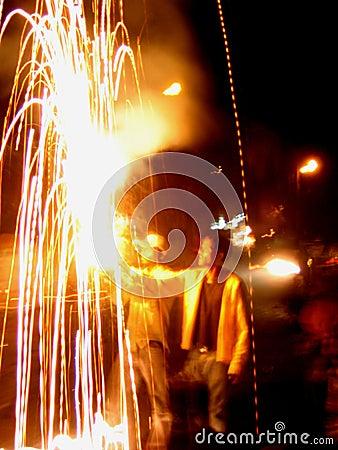 Fireworks Techniques