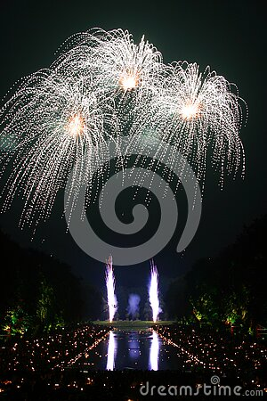 Fireworks Time Laps Photography Free Public Domain Cc0 Image