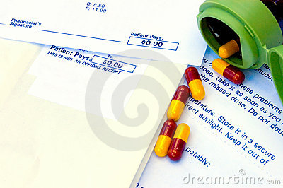 Firma-Droge-Plan-Kapseln