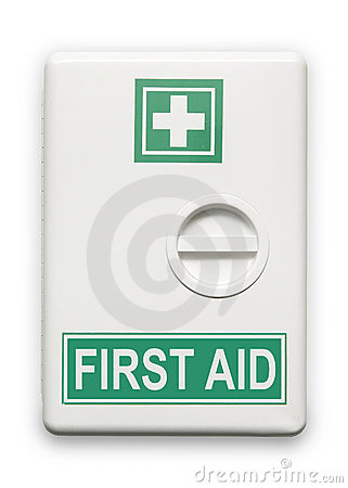 Free First Aid Box Stock Photos - 19551403