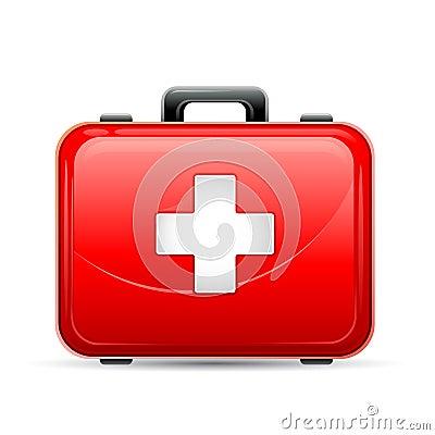 Free First Aid Box Stock Photo - 23398030