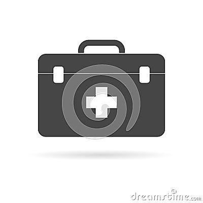 Free First Aid Box Icon Stock Photos - 91918173