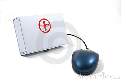 First Aid for Computers, mouse