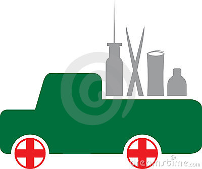 First aid emblem