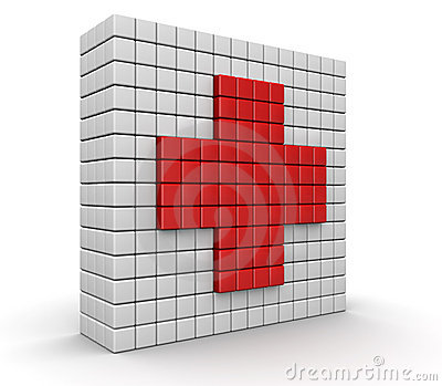 First aid emergency icon