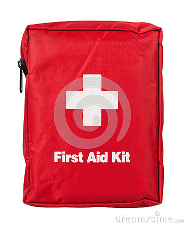 Free First Aid Kit Royalty Free Stock Photography - 48831687