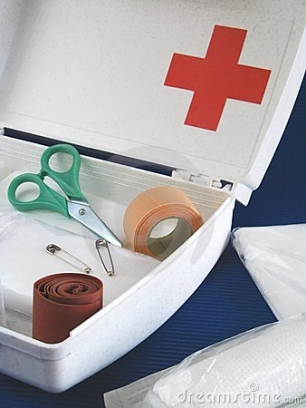 Free First-aid Kit Stock Image - 7804011