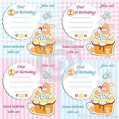 Invitation Card For First Birthday Party is perfect invitations ideas