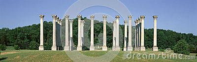 The first Capitol Columns