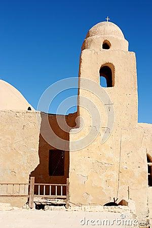 Free First Christian Monastery, Egypt (IV Century). Stock Image - 24885581