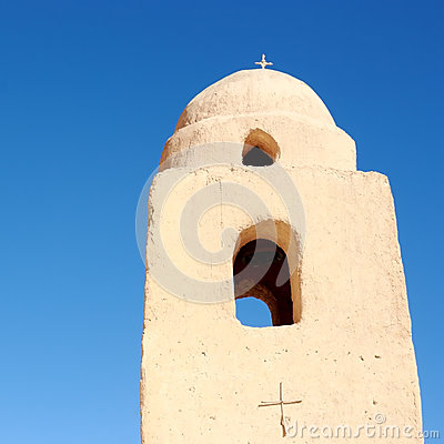 Free First Christian Monastery, Egypt(IV Century). Stock Image - 26468191