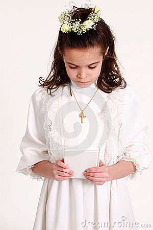 First communion 10