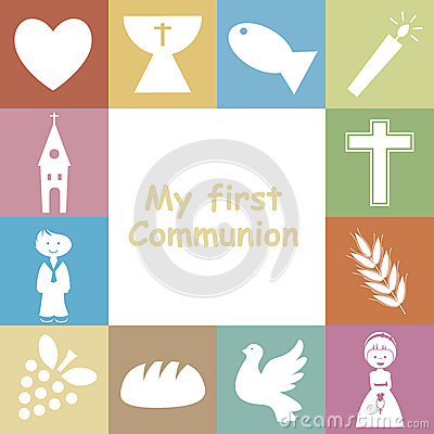 Free First Communion Royalty Free Stock Image - 37627916