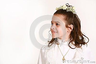 First communion 4