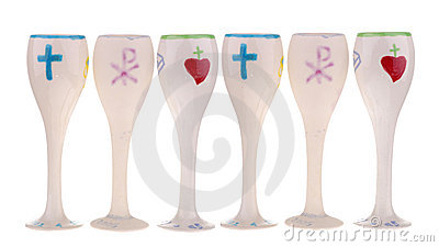 First communion cup