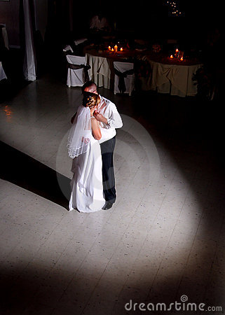Free First Dance Stock Photography - 1984022