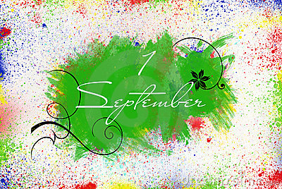 First day of september