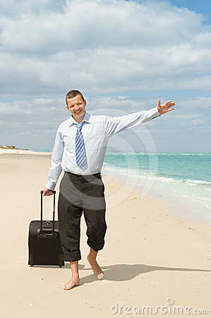 First day of vacation
