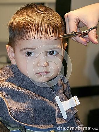 Free First Hair Cut Stock Photos - 57893