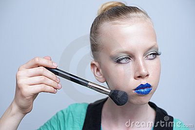 First make-up