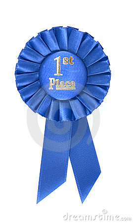 Free First Place Rosette Stock Images - 7947594