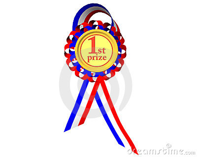 First prize medal