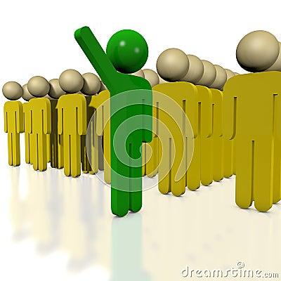 Free First Volunteer Stock Photos - 28716363
