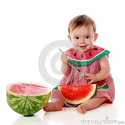 First Watermelon