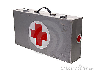 Firstaid kit Editorial Photography