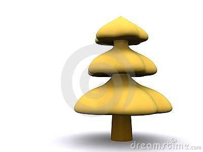 Firtree Royalty Free Stock Photo - Image: 7313455