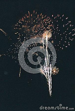 Firworks Explosion