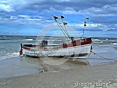 Fisching Boat