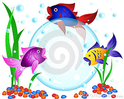Fish advertisement