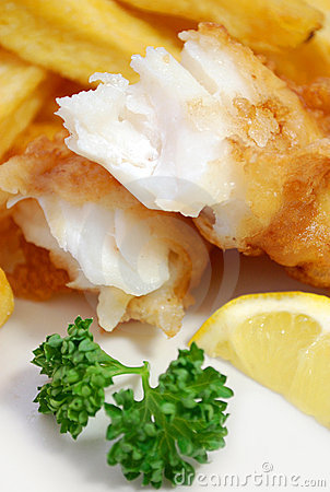 Free Fish And Chips Stock Photography - 15117032