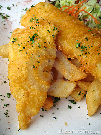 Free Fish And Chips Royalty Free Stock Photography - 3166647