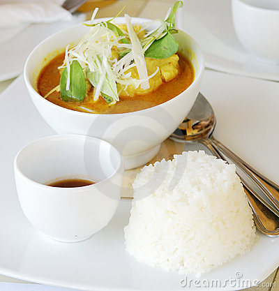 Free Fish And Rice Stock Photo - 5492960