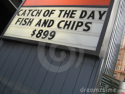 Fish and Chips $899