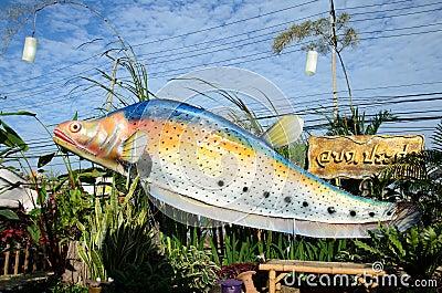 Fish Festival Editorial Stock Photo