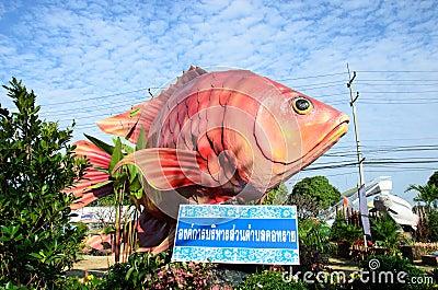 Fish Festival Editorial Stock Image
