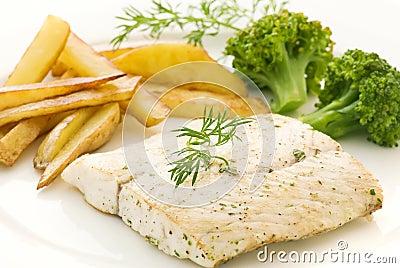 Fish fillet