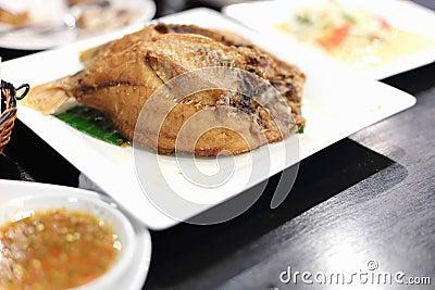 Fish and fish sauce