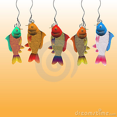 Free Fish For Sale Stock Image - 8254061