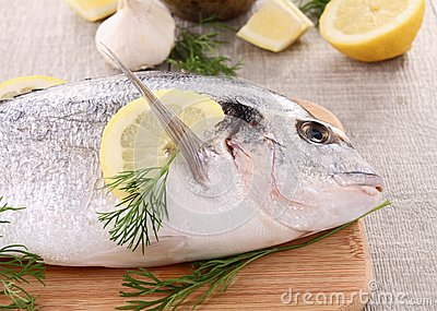Fish and ingredients