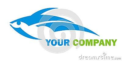 Fish Logo Stock Images - Image: 16427434
