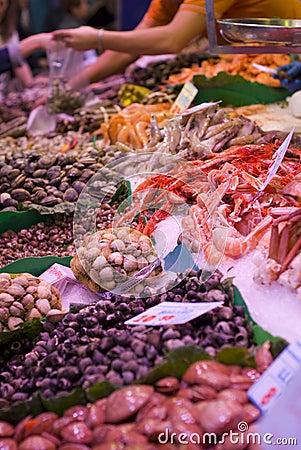 Free Fish Market Royalty Free Stock Images - 2144429