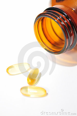 Fish Oil supplements III