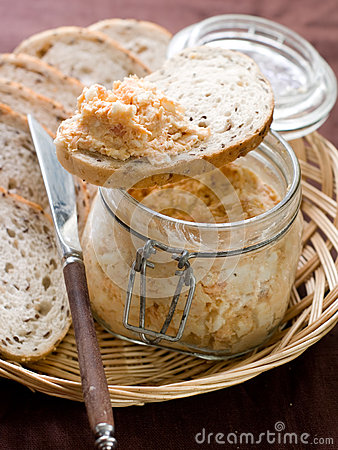 Free Fish Pate Royalty Free Stock Photography - 35704287