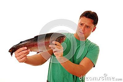 Fish phobia