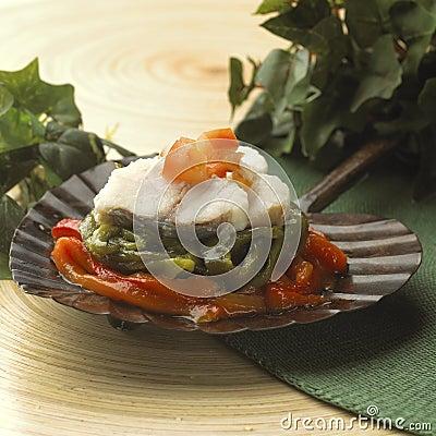 Fish salad 01