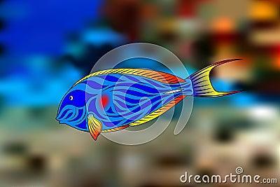 Fish surgeon